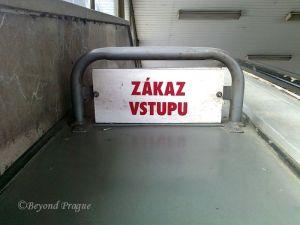 Zákaz Vstupu = No Entry