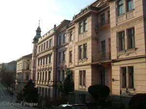 Gorazdova street