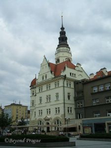 Opava town hall