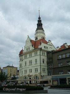 Opava town hall