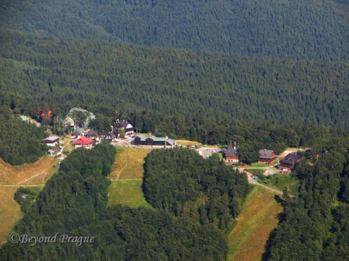 Puštveny ski area