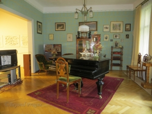 Janáček's piano, on which he composed much of his work, is preserved in his home in Brno.