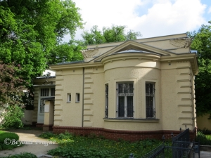 The Janáčeks' home in Brno. Preserved and serving as a memorial to the man and his life today.