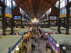 Central Market Hall, the city's largest indoor market.
