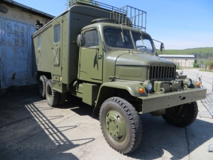 One of over 130,000 Praga V3S trucks produced over four decades starting in 1953