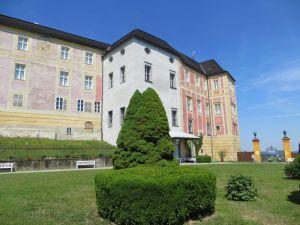 Jánský Vrch chateau in Javorník, a short trip north of Jeseník.